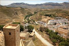 Antequera depuis l'Alcazaba, Andalucia, Espana (claude lina) Tags: claudelina espana spain espagne andalucia andalousie ville city town antequera paysage landscape alcazaba