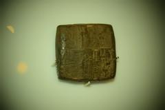 Tablilla de Lugalkuzu MNC 10-629797 (Mario Adalid) Tags: tablilla sumeria sumerio sumerios mexico mejico méxico méjico museo mexicano nacional cdmx ciudad culturas antiguo antiguedad antigua arqueologia arqueologico arqueologica