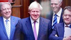 2016 1123 005 (PLX100) Boris Johnson; Autumn Statement (BBC2) (Lucy Melford) Tags: panasoniclx100 parliament houseofcommons autumnstatement chancellor boris johnson