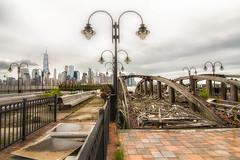 points of view (MoArt Photography) Tags: jerseycity newjersey newyork cityscape pov berndspeck libertystatepark centralrailroadofnewjerseyterminal