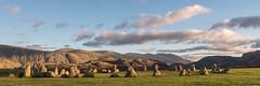 Castlerigg Stone Circle at Sunset (Martin Stubbings) Tags: castleriggstonecircle lakedistrict