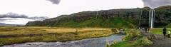 Seljalandsfoss Waterfalls (TheSimonBarrett) Tags: iceland lveldi sland seljalandsfoss waterfall