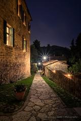 sera al Castelletto di Torreglia (tampurio) Tags: torreglia castelletto collieuganei night evening atardecer notte padova veneto cityscape nightscape light lights rural borgo borghi italia italy