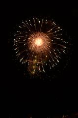 第4回九州一花火大会 The 4th Fireworks Festival in Kyusyu (ELCAN KE-7A) Tags: 日本 japan 長崎 nagasaki ハウステンボス htb huis ten bosch 花火 fireworks 九州一 kyushu 尺玉 ペンタックス pentax k−5ⅱs 2016