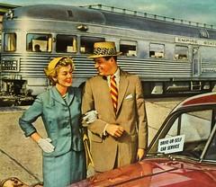 1950s Rental Car Ad (Christian Montone) Tags: ads advertising vintageads adverts vintage print printads 1950s midcentury