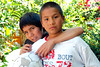 Bonds Between Boys (Cairn 111) Tags: bolivia streetkids soccer humanconnection friends poverty trust