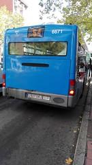 EMT Madrid 6671 (noge6512) Tags: irisbus iveco cityclass cursor noge cittour emt madrid línea 54 6671 28112016 2927drj