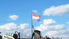 (Lin ChRis) Tags: zaanseschans trip travel 旅 hol holland neth netherlands flag 荷蘭 贊瑟斯漢斯