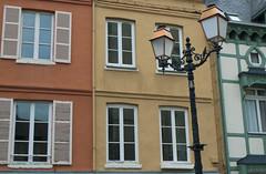 Honfleur facade (tcd123usa) Tags: italyparislondon2016 leicadlux4 normandy oldhonfleur facade