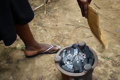 Brykiety z biomasy sposobem na ograniczenie wylesiania Kilimandżaro (PolandMFA) Tags: africa afryka polskapomoc polishaid msz mfapoland