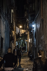Napoli alley (Francesco Grisolia) Tags: napoli naples centrostorico vicomaiorani alley alleys vicoli campania campaniafelix novembre 2016 november nikon highquality highdefinition highiso d750 notte notturno night lights notripod travel nikond750 napolialley foto photo flickr street urban colors italia italy suditalia life people city citt 2470mm lens ngc europe nikonitalia nikoneurope nikonusa strade strada nikonclub nikonclubit iamnikon