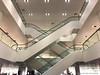 """Intersection escalators..."" (Dirk van der Veen) Tags: iphone escalator movingstaircase enschede"