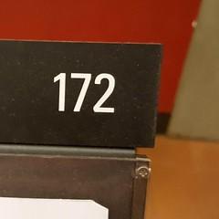 172 (Navi-Gator) Tags: 172 number even