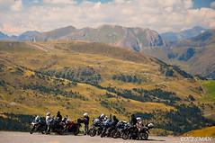 BMW Riders (DOCESMAN) Tags: bmw moto bike motorcycle pyrenees pirineos andorra envalira