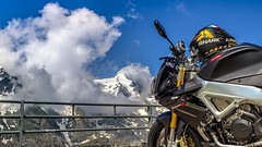 Großglockner (lighter9) Tags: mountain grosglockner aprilia