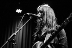 LIVE: Abbe May @ Newtown Social Club, Sydney, 17th Nov