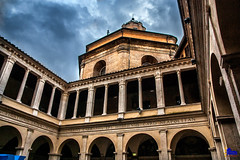"""Chiostro del Bramante • <a style=""""font-size:0.8em;"""" href=""""http://www.flickr.com/photos/89679026@N00/31078493511/"""" target=""""_blank"""">View on Flickr</a>"""