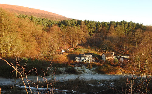 Mineslope Cottages, Blaen Bran, Upper Cwmbran 29 December 2016