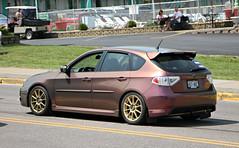 Subaru Impreza WRX (SPV Automotive) Tags: subaru impreza wrx hatchback chameleon purple sports car tuner