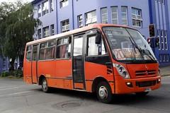 Caio Foz // Mercedes-Benz LO-812 // Línea 20 (Valdivia) (➤ JotaBéBus) Tags: caio foz mercedesbenz lo812 wr8677