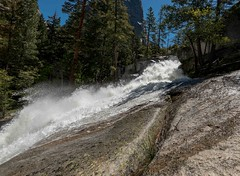 Heading Down (Jenware Photography) Tags: d800 jenwarephotography nikon yosemite river rapids nature landscape california national park nationalpark