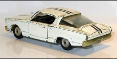 PLYMOUTH Barracuda (2110) CRAGSTAN L1120647 (baffalie) Tags: auto voiture ancienne car coche miniature diecast toys jeux jouet