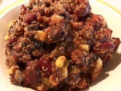 #Vegan Kidney and Black Bean Quinoa Chilli