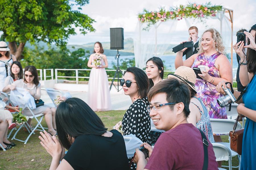海島婚禮,戶外婚禮,墾丁,Lu Lu villa,GUI Style,NONESUCH Flowers,Wedding