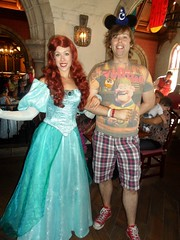 Florida 2016 (Elysia in Wonderland) Tags: disney world orlando florida elysia holiday 2016 akershus epcot royal banquet hall storybook princess breakfast little mermaid ariel pete