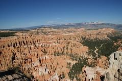 Bryce Canyon National Park - Inspiration Point - Elevation of 8100 (SpeedyJR) Tags: utah rocks brycecanyon nationalparks inspirationpoint hoodoos brycecanyonnationalpark escalanteutah speedyjr 2014janicerodriguez