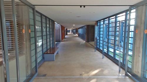 Corridor by uphillblok, on Flickr
