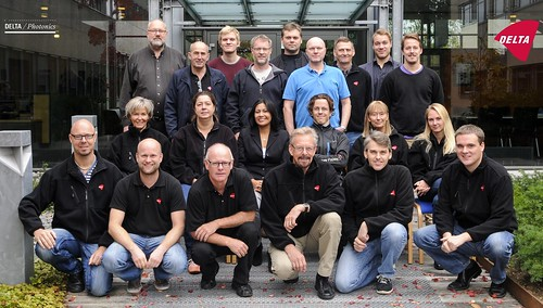 DELTA Photonics team, Denmark