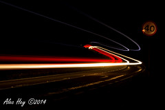 Night_Trails (Chasing Pixels) Tags: road light motion cars night trails lighttrails