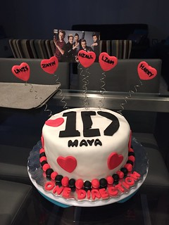 Maya's 9th Birthday