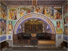 Chapelle Saint-Sébastien à Lanslevillard