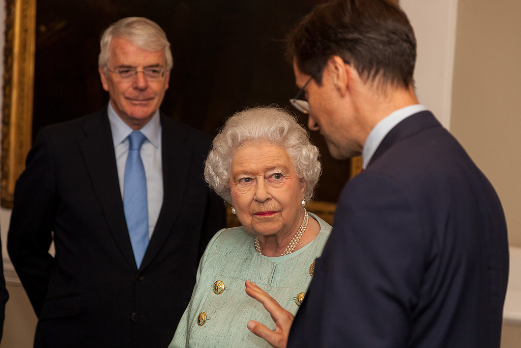 HM The Queen formally launched the Queen by Chatham House, London, on Flickr