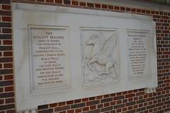 The Niblett Pegasus (Matt From London) Tags: horse plaque temple pegasus wingedhorse niblettpegasus
