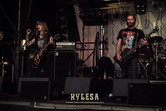 Kylesa - Stoned from the Underground '14