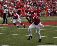 University of Arkansas Football vs Nichols State University (Garagewerks) Tags: college sport football university all state bigma sony sigma arkansas vs sec fayetteville nichols 2014 50500mm f4563 slta77v