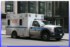 "Ford F-450 ""Chicago Police"" (uslovig) Tags: usa chicago ford america illinois united von police il f states amerika 450 polizei staaten f450 vereinigte 6239"