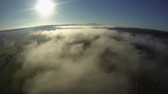 """""""Fall Fog Banks and Cloud Surfing"""" ( Aerial Music Video) (Badnotna FPV) Tags: seattle sky cloud fog washington october fallcolor autumncolors pacificnorthwest fpv aerialvideo fall2014 goprohero3video"""