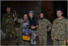 Первый городской турнир по Лазертагу