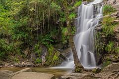 Silky Waterfall (Artur Tomaz) Tags: water gua waterfall cascade sever silva aveiro cascata escura vouga cabreia