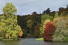 Autumn At Stourhead (Big G1948) Tags: autumn trees stourhead