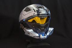 Madsen Recon (Tsabo Tsaboc) Tags: chief 4 helmet halo replica master armor impact props spartan madsen recon