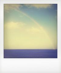 Rainbow (owen lloyd1) Tags: polaroidframe instantapp