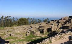 Celtic hill fort. Santa Tegra.Galicia. (marymac28) Tags: archaeology canon spain cruises myfuji canon100d
