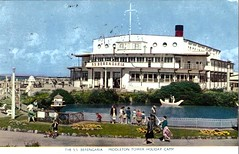 Middleton Tower Holiday Camp - SS Berengaria (trainsandstuff) Tags: vintage retro archival morecambe pontins holidaycamp middletontower fredpontin