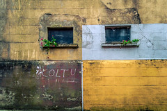 Alley, Newtownards (Frank McCormick) Tags: street color colour squares northernireland newtownards