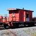 Missouri-Pacific Caboose 13882, Liverpool, Texas 1410251432